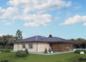 Vieno aukšto namo projektas su garažu Rasa | NPS Projektai